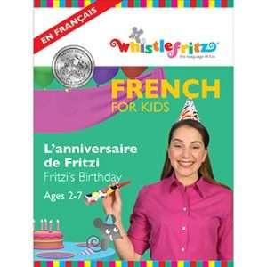 Fritzi's Birthday - <em>L'ANNIVERSAIRE DE FRITZI</em>