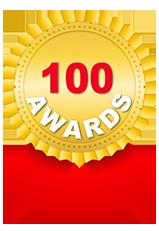 100 Awards