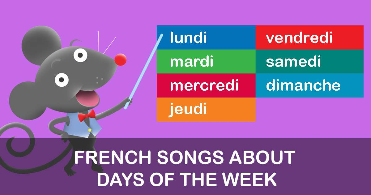 Days of the Week (French)