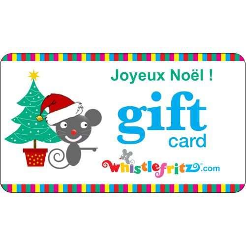 Gift Card (Joyeux Noël !)