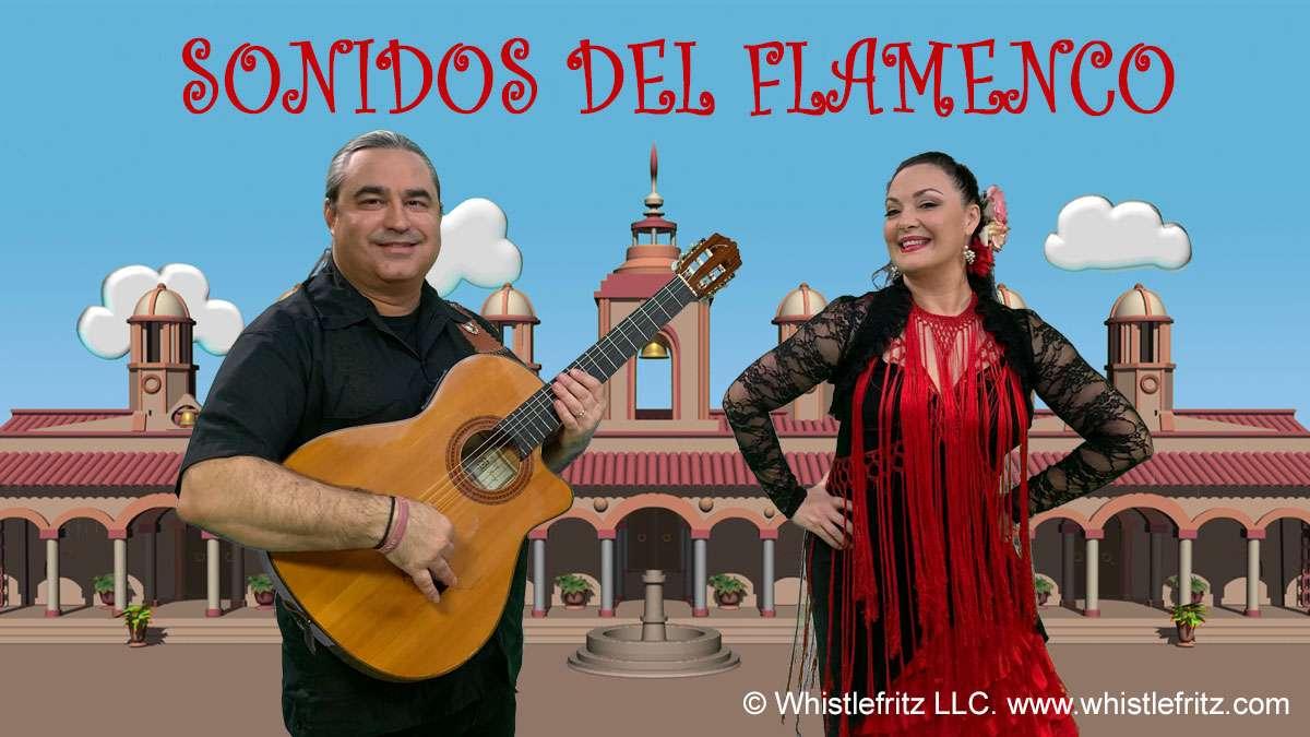 Sonidos Del Flamenco
